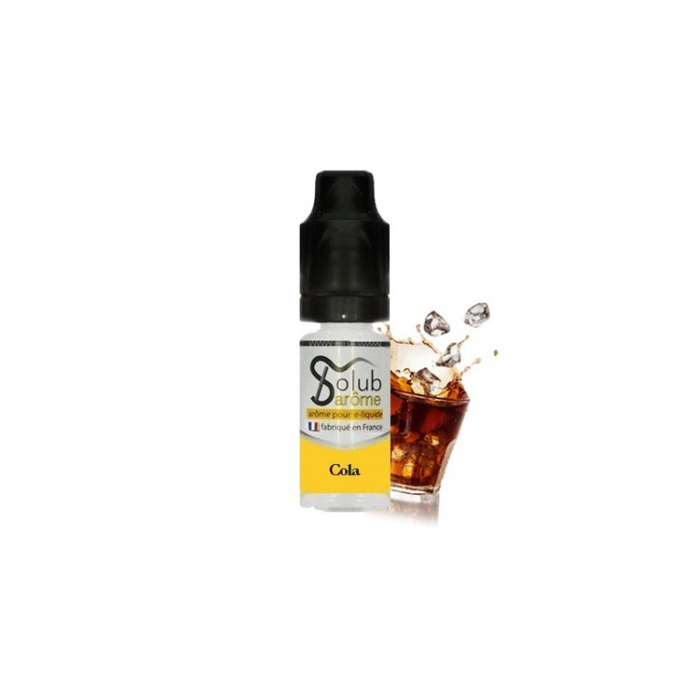 Concentré SolubArome Cola - 10ml - (SolubArome)