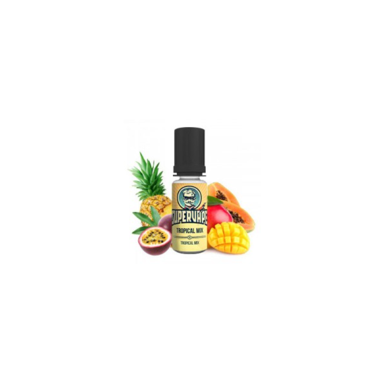 Concentré Tropical Mix - 10ml - (Supervape)