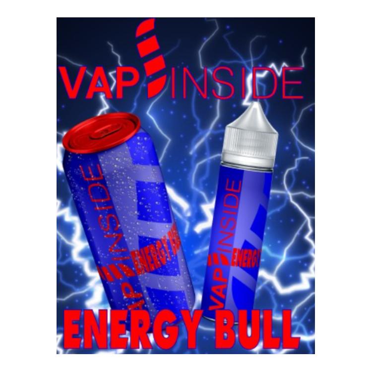 Vap Inside - Energy Bull - 40ml - (Kapalina)