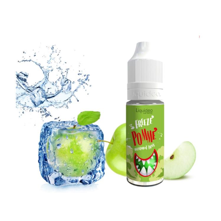 Freeze Pomme - Liquideo - 10ml