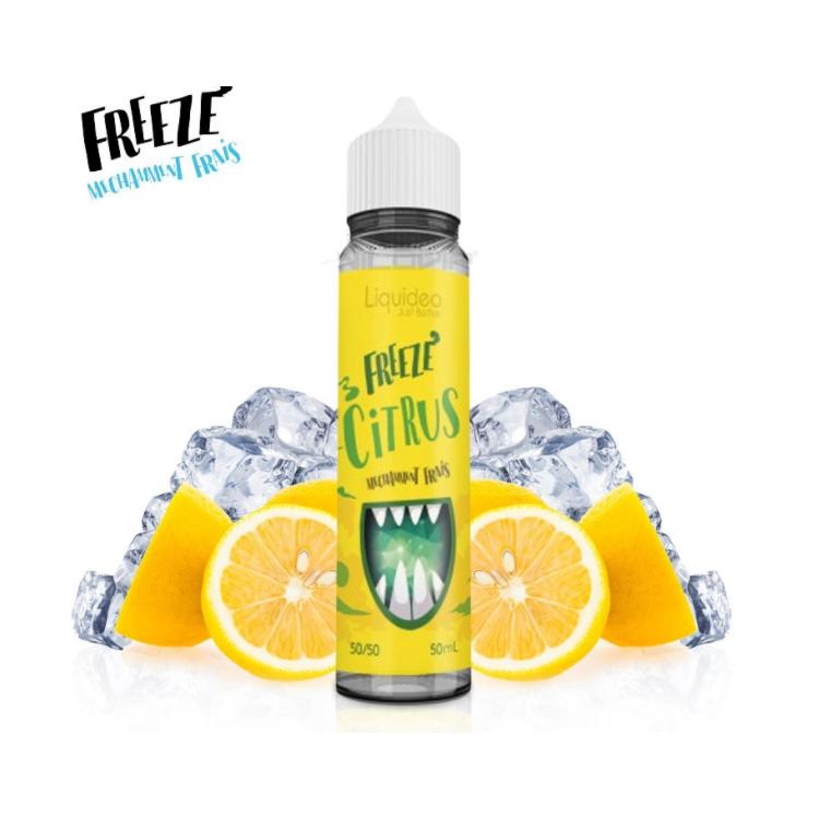 Freeze Citrus - Liquideo - 50ml