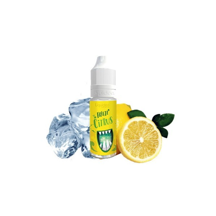 Freeze Citrus - Liquideo - 10ml