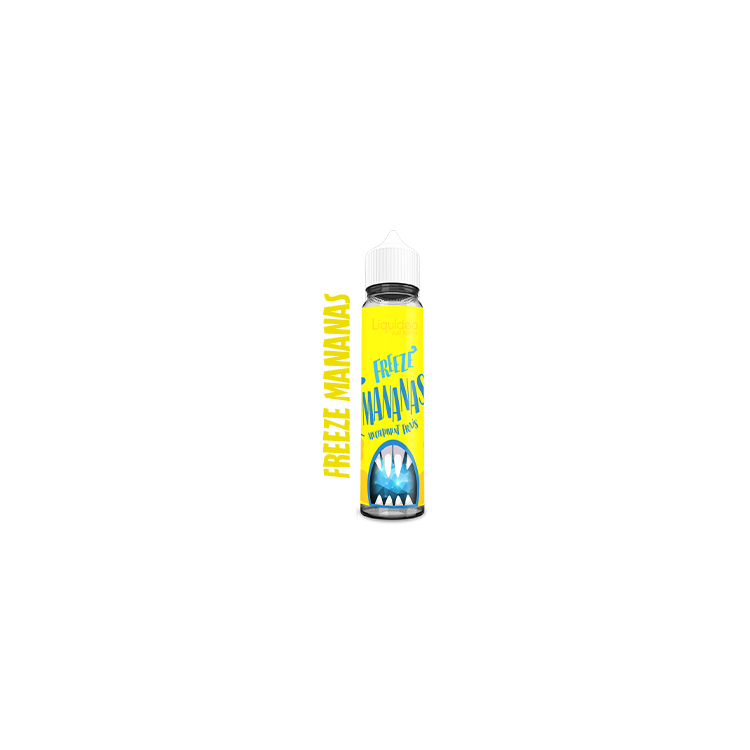 Freeze Mananas - 50ml