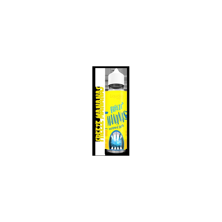 Freeze Mananas - 50ml