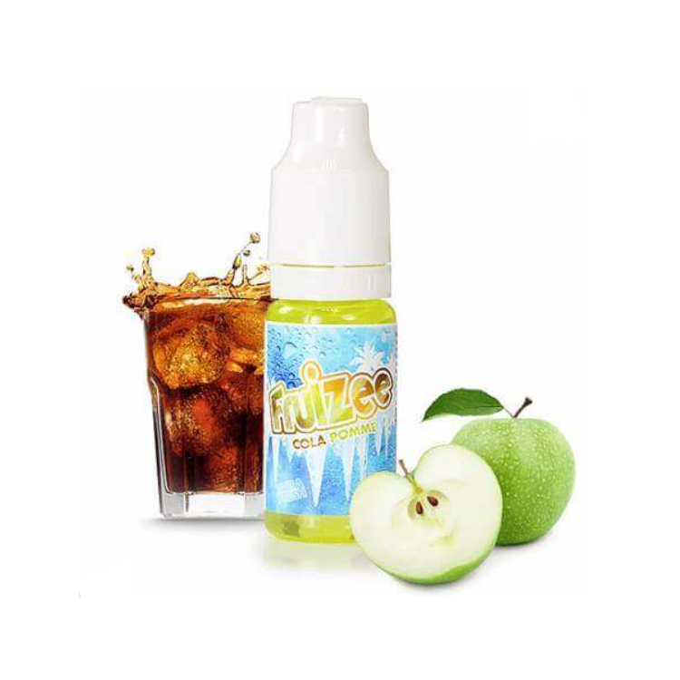 Cola Pomme - Fruizee - 10ml