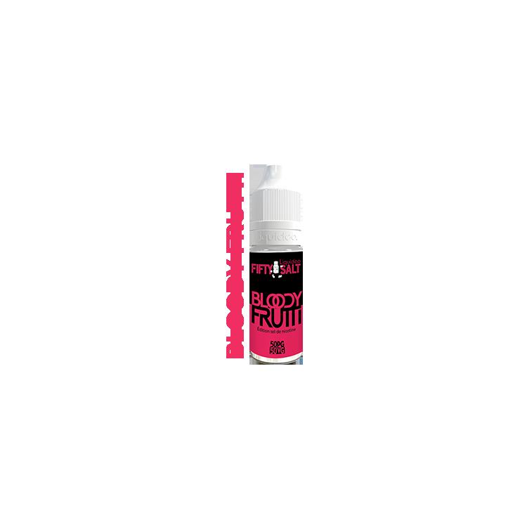 Bloody Frutti (aux sels de nicotine) - 10ml
