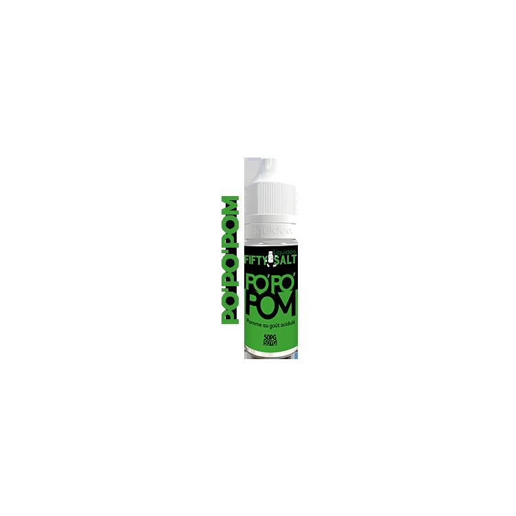 Po'Po'Pom (aux sels de nicotine) - 10ml