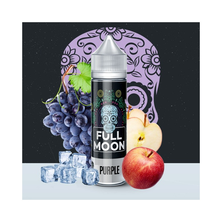 Purple - Full Moon - 50ml