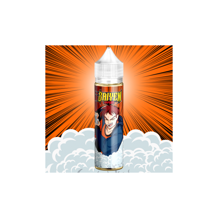 Saiyen Vapors - Dragon - 50ml