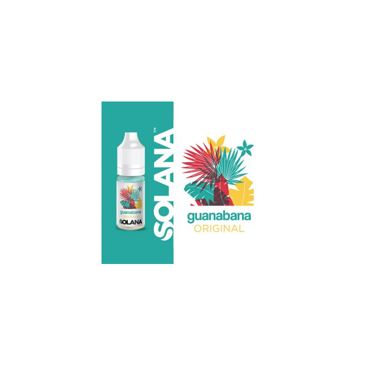 Guanabana Original - 10ml - (Solana)