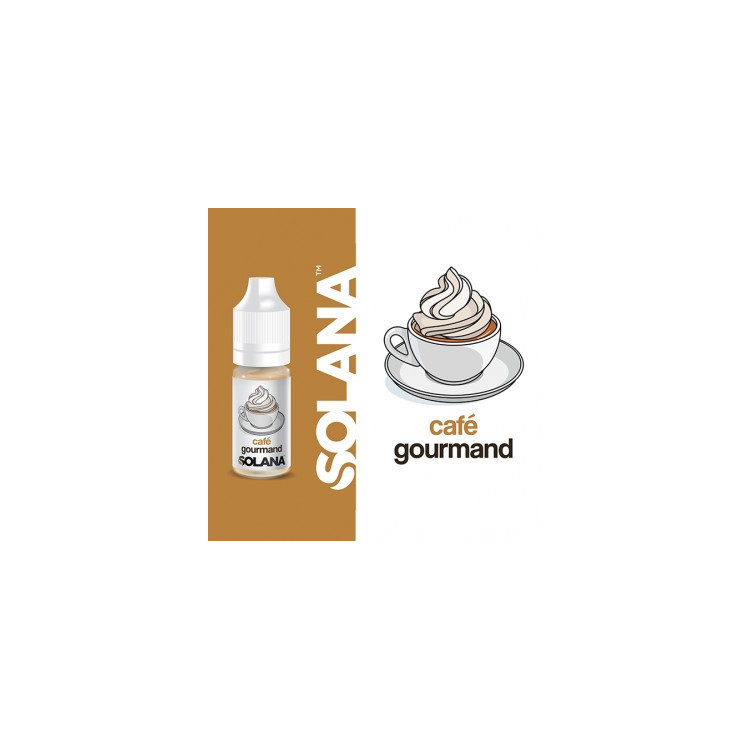 Café Gourmand - 10ml