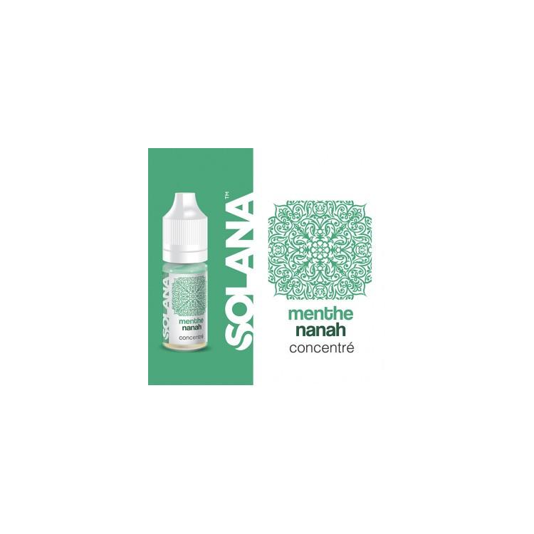 Concentré Menthe Nanah - 10ml - (Solana)