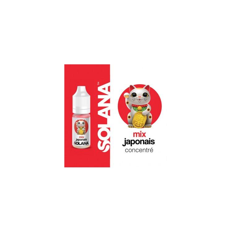 Concentré Mix Japonais - 10ml - (Solana)