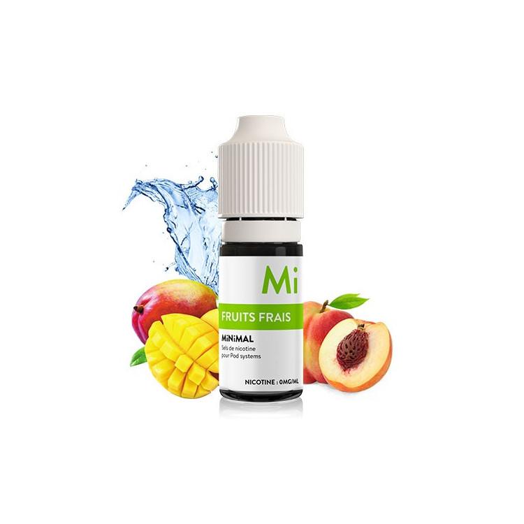 Fruits Frais (aux sels de nicotine) - 10ml