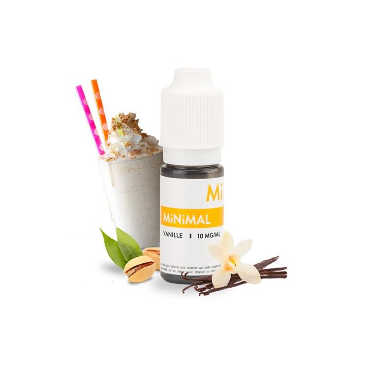 Vanille (aux sels de nicotine) - 10ml