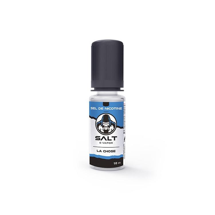 La Chose - Salt - ( Aux Sels De Nicotine) - E-Vapor - 10ml