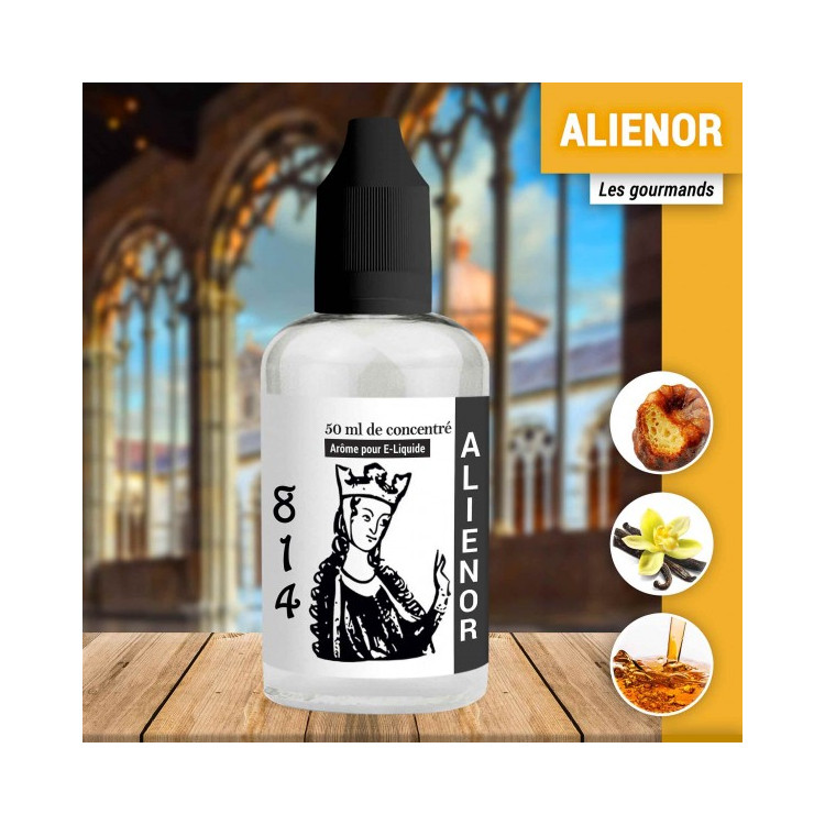 Concentré Alienor - 50ml - (814)